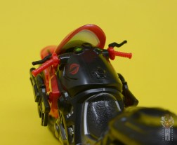 g.i. joe classified series baroness and cobra coil figure review - cobra coil top left side