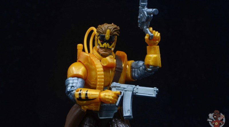 marvel legends maverick figure review -main pic