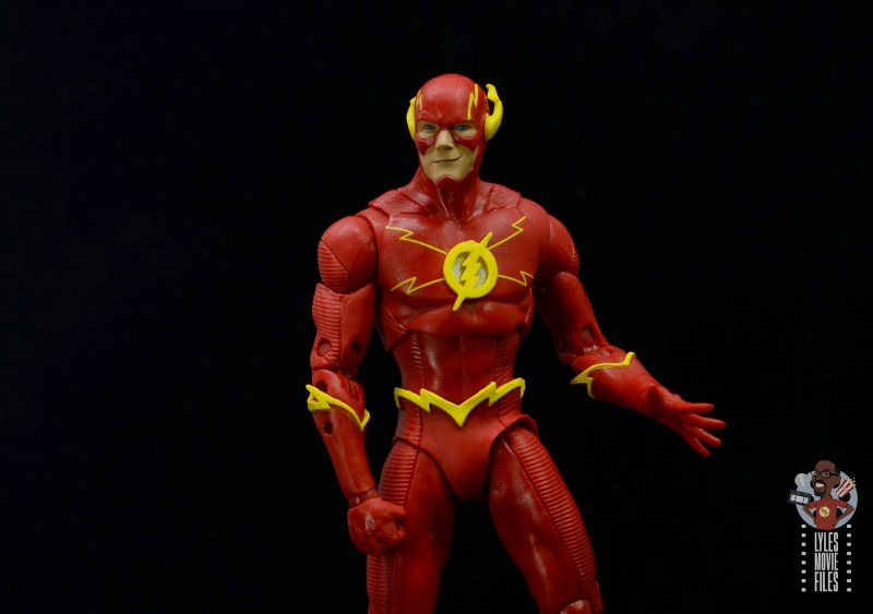 mcfarlane toys dc multiverse the flash figure review - main pic