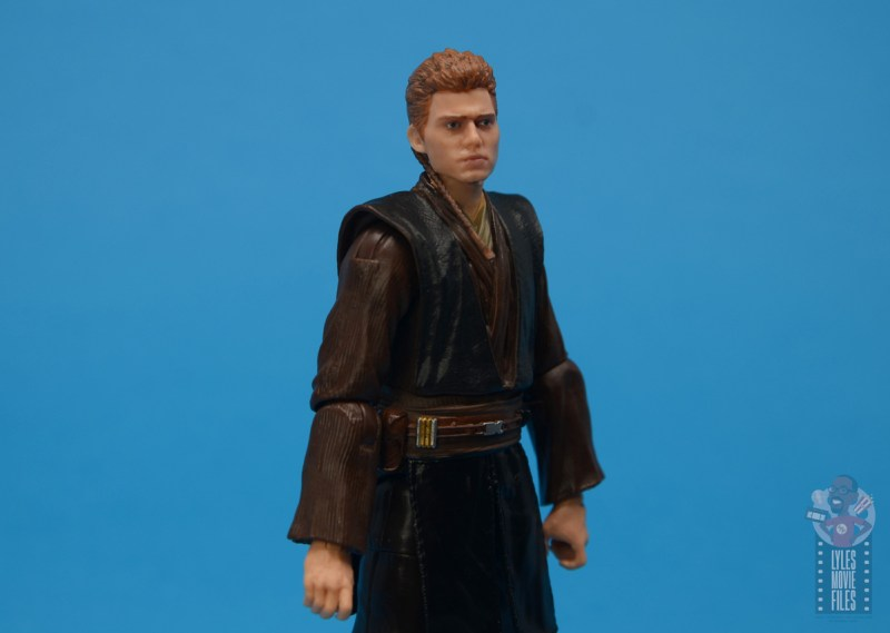 star wars the black series anakin skywalker padawan figure review -thoughtful look