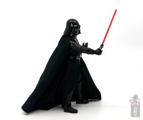 star wars the black series darth vader figure review - taunting pose