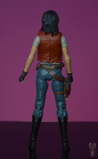 star wars the black series doctor aphra figure review - rear