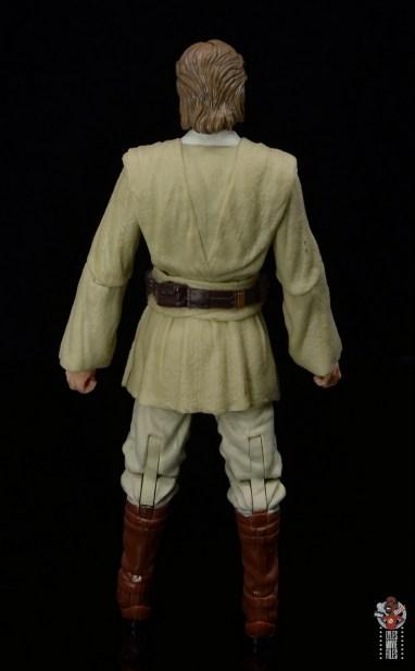 star wars the black series obi-wan kenobi figure review - rear