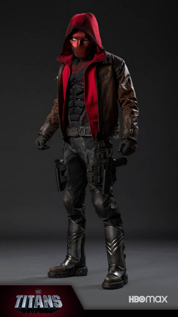titans - red hood