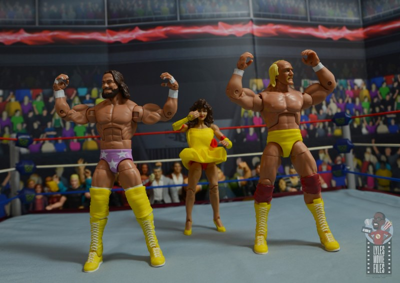 wwe elite series 77 miss elizabeth figure review -megapowers triumphant