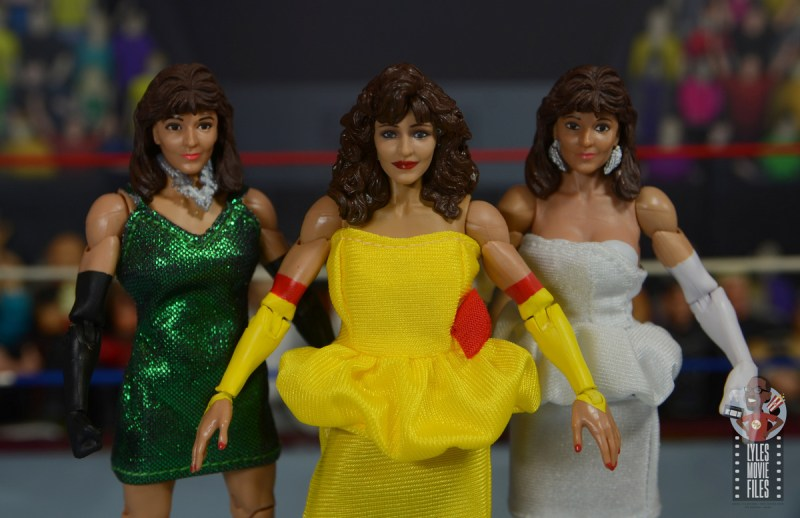 wwe elite series 77 miss elizabeth figure review - three faces of elizabeth