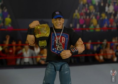 wwe ultimate edition john cena figure review - with awa retro outfit