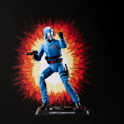 G.I. JOE Retro - Cobra Commander - Image 1