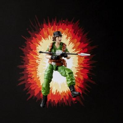 G.I. JOE Retro - Lady Jaye - Image 1