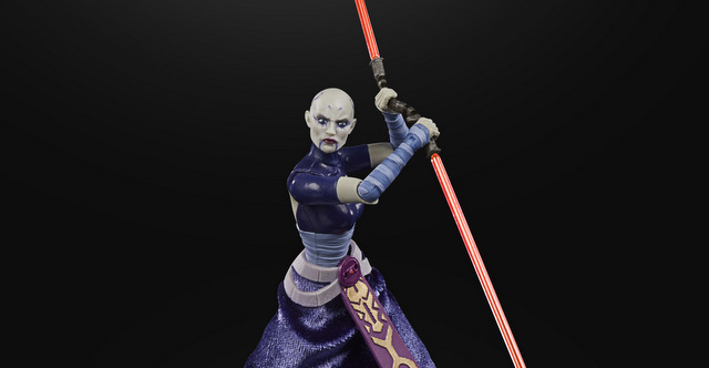 STAR WARS THE BLACK SERIES 6-INCH ASAJJ VENTRESS Figure - oop (1)-001