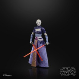 STAR WARS THE BLACK SERIES 6-INCH ASAJJ VENTRESS Figure - oop (2)