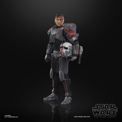STAR WARS THE BLACK SERIES 6-INCH HUNTER Figure - oop (1)