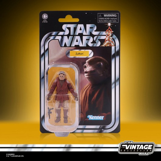 STAR WARS THE VINTAGE COLLECTION 3.75-INCH ZUTTON Figure - in pck