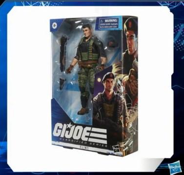 gi joe classified series fan first friday reveals - flint packaging