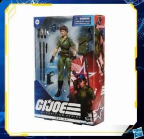 gi joe classified series fan first friday reveals - lady jaye packaging