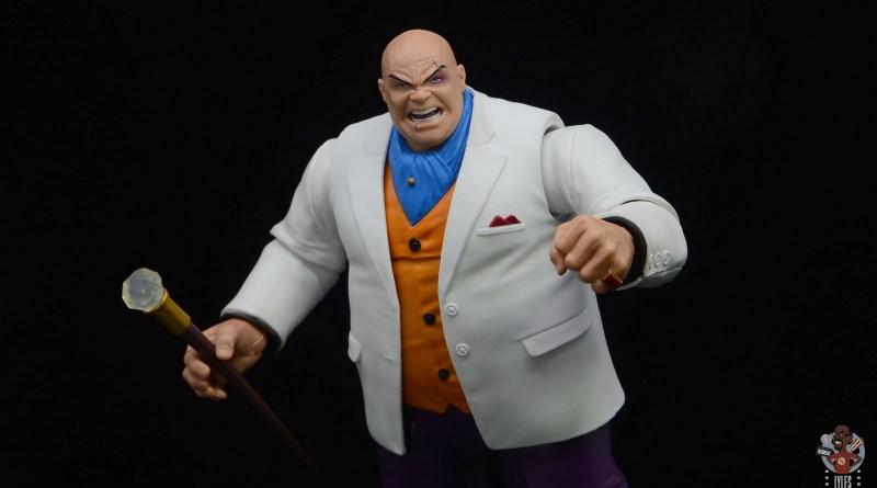 marvel legends retro kingpin figure review - main pic