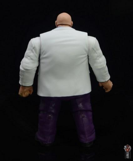 marvel legends retro kingpin figure review -rear