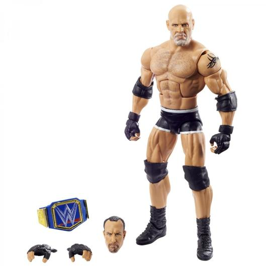 ringside fest 2020 - wrestlemania elite collection - goldberg