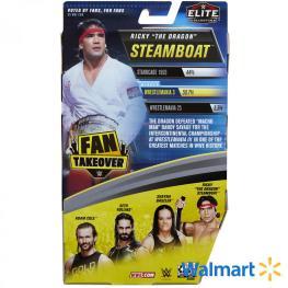 ringside fest 2020 - fan takeover series 1 - ricky steamboat - package rear