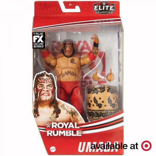 ringside fest 2020 - royal rumble umaga -package front