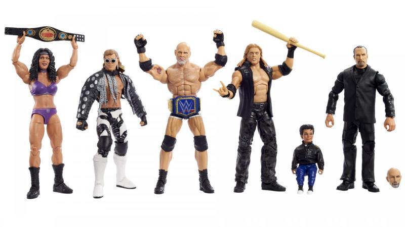 ringside fest 2020 - wrestlemania elite collection series