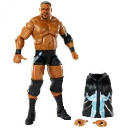 ringside fest 2020 - wwe elite 82 - keith lee - with accessories