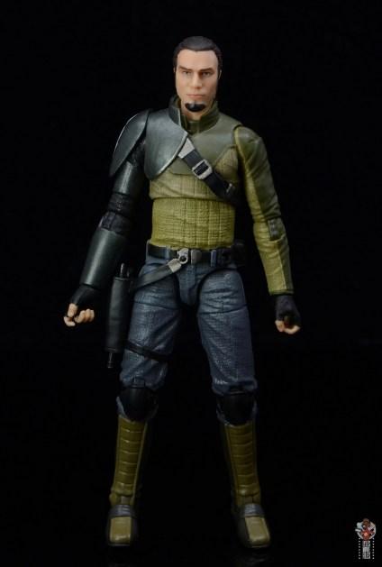 star wars the black series kanan jarrus figure review - front
