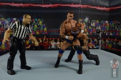 wwe decade of domination randy orton figure review - headlock to undertaker