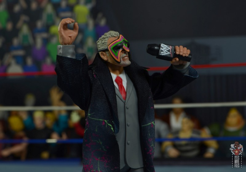 wwe legends series 8 ultimate warrior figure review -main pic