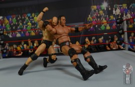 wwe ultimate edition the rock figure review - stunner to stone cold