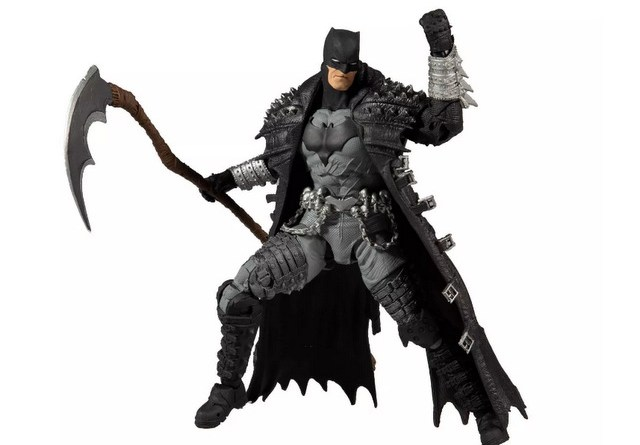 DC Batman Figure - Batman Death Metal wide