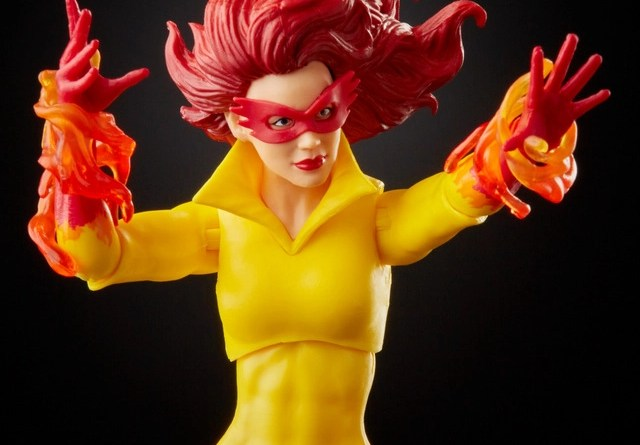 MARVEL LEGENDS SERIES 6-INCH MARVEL'S FIRESTAR Figure - oop (5)