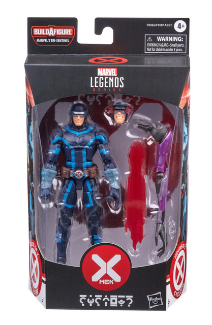 MARVEL LEGENDS SERIES 6-INCH X-MEN HOUSE OF X POWERS OF X Figure Assortment - Cyclops (in pck)