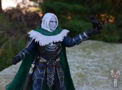 dungeons and dragons drizzt and guenhwyvar figure review -figuring of wondrous power