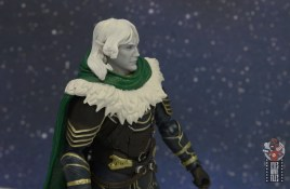 dungeons and dragons drizzt and guenhwyvar figure review - side shot