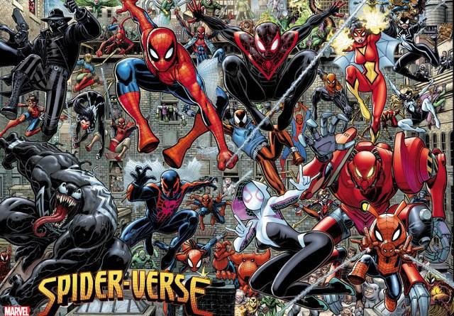 ep. 173 - spider-man 3 spiderverse