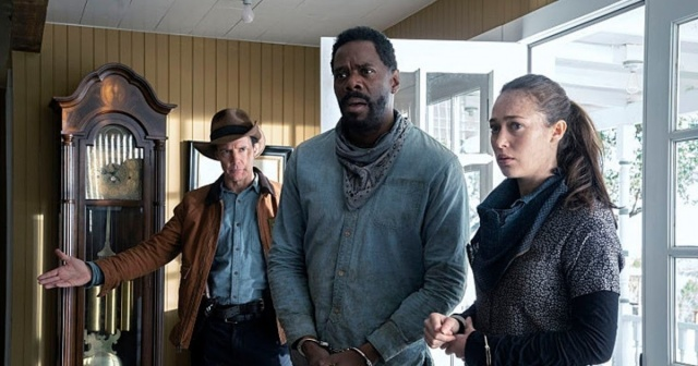 fear the walking dead -welcome to the club review - strand and alicia coming to virginia