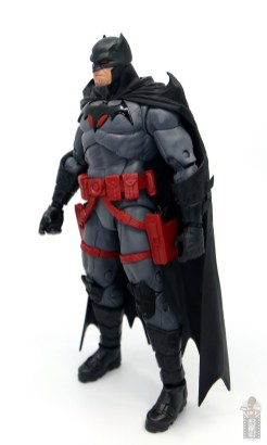 mcfarlane toys dc multiverse flashpoint batman figure review - left side