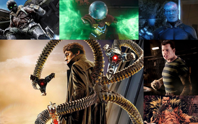 sinister six coming to spider-man 3