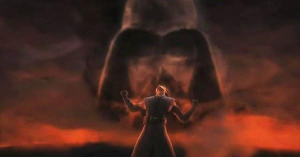 star wars clone wars season 3 - anakin's vision