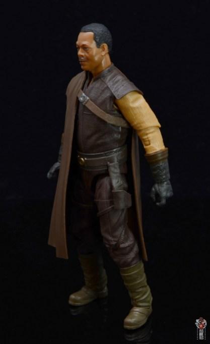 star wars the black series greef karga figure review -left side