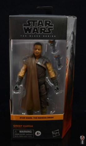 star wars the black series greef karga figure review - package front