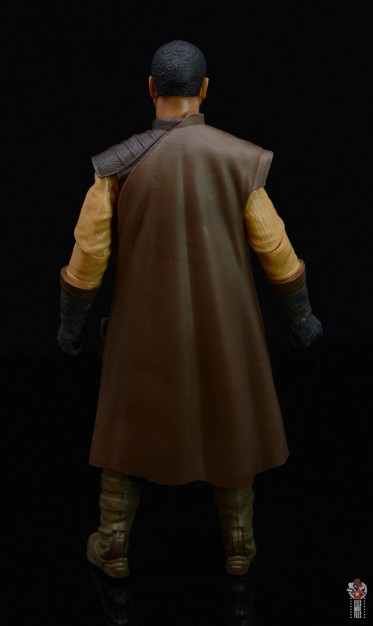 star wars the black series greef karga figure review - rear
