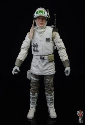 star wars the black series hoth trooper figure review - front