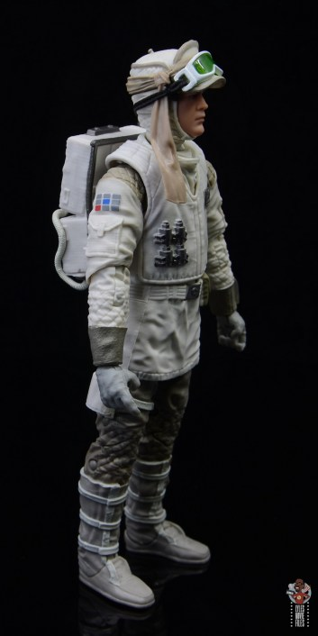 star wars the black series hoth trooper figure review - right side