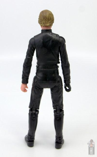 star wars the black series luke skywalker endor figure review - jedi rear