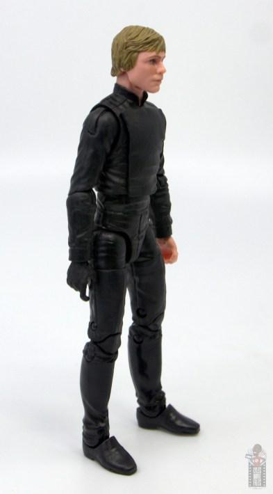 star wars the black series luke skywalker endor figure review -jedi right side