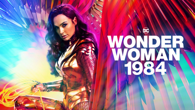 wonder woman 1984 review - main poster