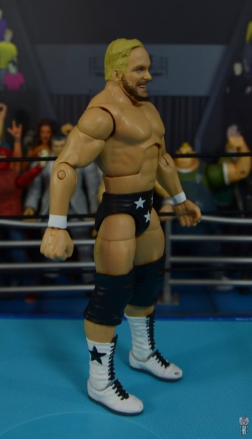 wwe elite series 81 stunning steve austin figure review - right side