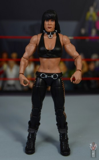 wwe triple h and chyna figure set review - chyna front